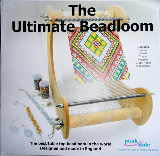 Craft Product Review – Ultimate Bead Loom by Peak Dale