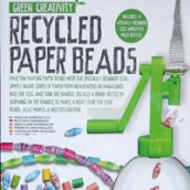 Craft product review – Recycled paper bead winder