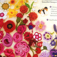 Tin Teddy Book Review 100 Flowers 1