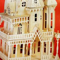 Tin Teddy Fantasy Villa