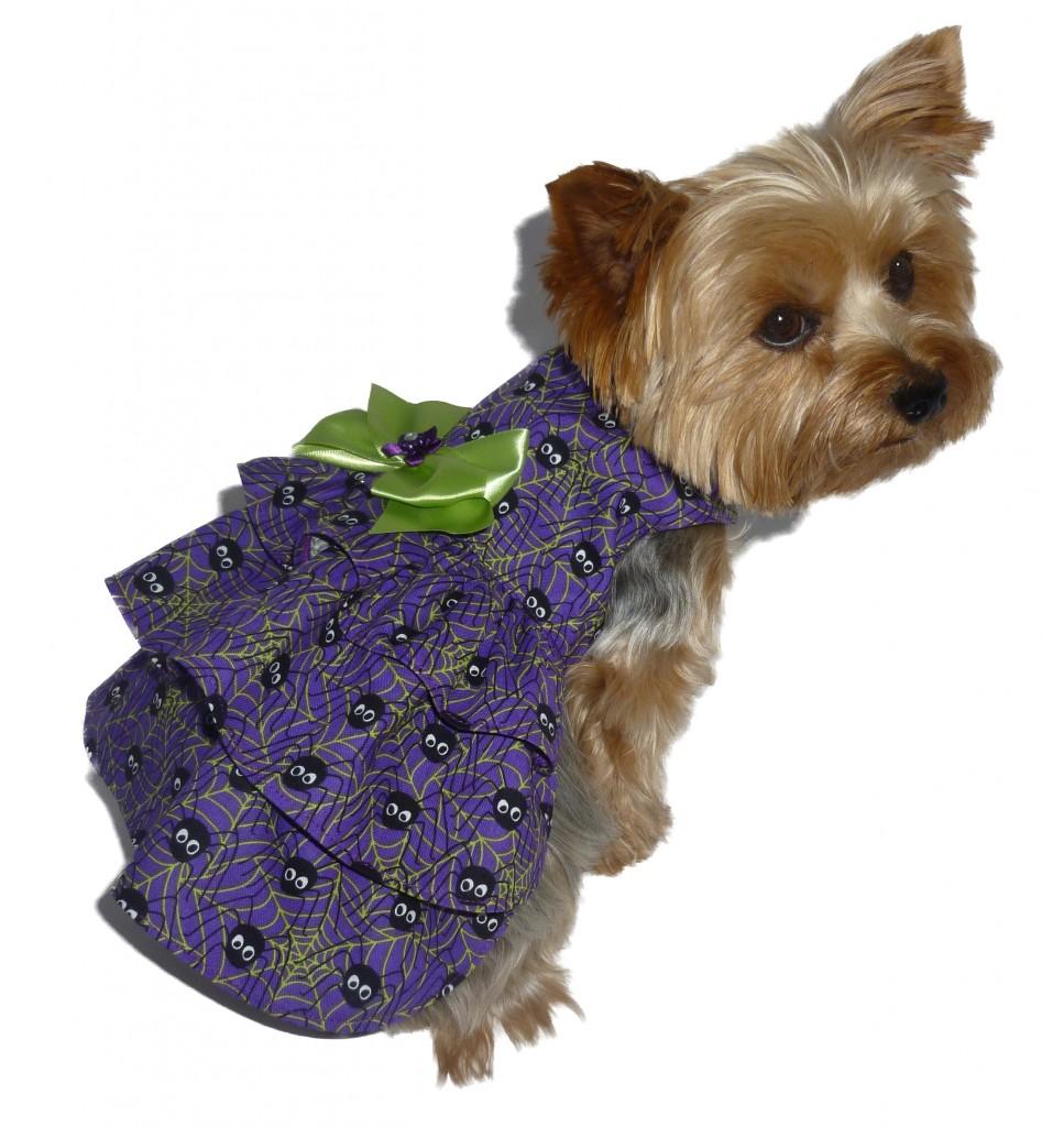 Sofa and Friends Dog Dress Pattern