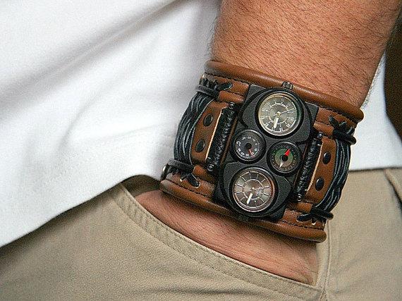 Steampunk Watch by dganin
