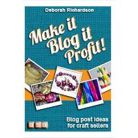 Make It, Blog It, Profit!