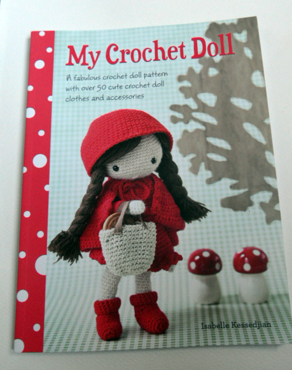 My Crochet Doll Book Review