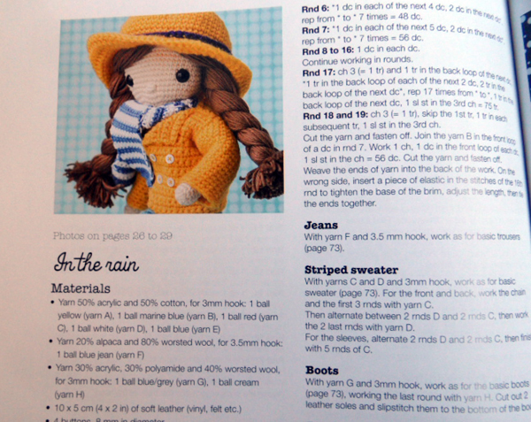 Amigurumi Doll Pattern Book : Designer toys and handmade accessories pattern by petslair on etsy