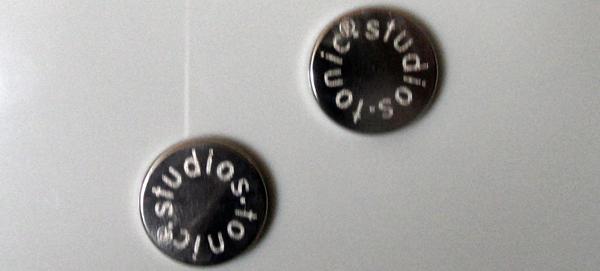 Tim Holtz Stamping Platform Magnets