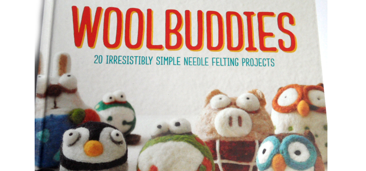 Craft Book Review – Wool Buddies