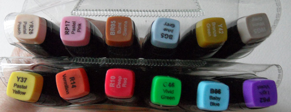 """Boldmere Art Markers from """"The Works"""" – a Review"""