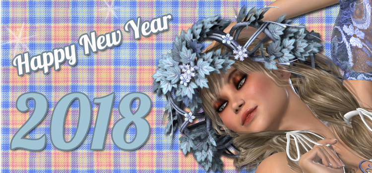 Happy New Year from Tin Teddy 2018