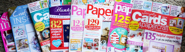 UK Craft Magazines –  What Free Gifts are On the Latest Issues?
