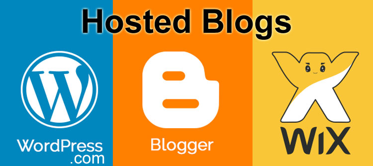 Three Types of Hosted Blog