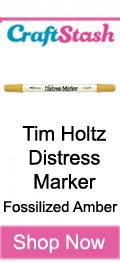 Tim Holtz Fossilized Amber Distress Marker